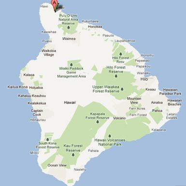 kohala-map